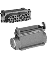 HTS Heavy Duty Connectors Housings Size 5 (HA.16)