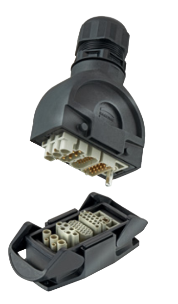 Harting Han-Eco Han-Eco Modular for industrial applications