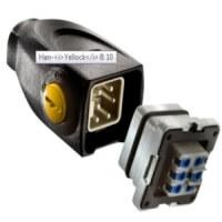 Harting Heavy Duty Connectors Han-Yellock 10