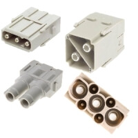 Harting Stecker Han-Yellock 30 Han Modular Power-Module