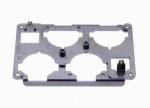 Han HC modular 650 frame 4 poles + 2 Han Q5/0