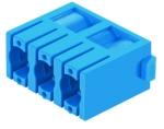 Han pneumatic module for 3 metal contacts