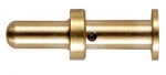 pin contact Han-Yellock TC20 3 mm², golden plated