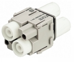 Han HV modul 40A female insert, 1,5-10mm², crimp