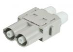 Han HV single modul female insert, 0,14-4mm², crimp