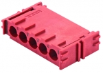 Han-Yellock modul, crimp termination, red
