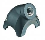 Han-Yellock 30 shell, angled, 1xM20