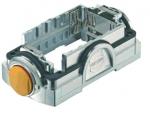 Han-Yellock 60 carrier hood, push button plain