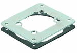 Han-Yellock 30 adapter plate with seal