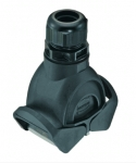 Han-Eco 6B cable to cable housing, outdoor, 1xM32