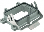 Han 48B housing, surface mounting with plastic cover