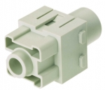 Han 200 A axial module, female, 25 - 40 mm²
