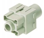 Han 200 A axial module, female, 40 - 70 mm²