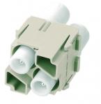 Han HV modul 16A male insert, 0,14-4mm², crimp