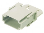 Han USB 2.0 modul male insert, 1A