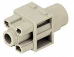 Han 200 A module, female, crimp, 25 - 70 mm²