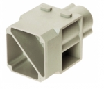 Han 100 A module, male, crimp, 10-35mm²