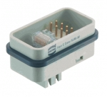 Han Q Data RJ45 male insert, 0,13 - 0,52 mm²