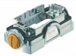 Han-Yellock 60 carrier hood, push button slot