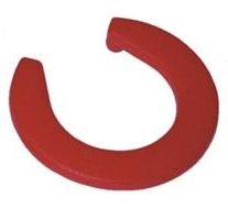 Han PushPull Color Coding Ring, red
