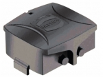 Han-Eco 6B Protection cover for bulkhead, surface mounted and cable to cable housings